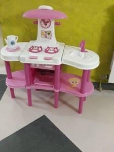Oran-Bébé-Enfant-cuisine-pour-fille