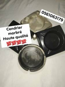 Alger-Maison-Jardin-cendrier-marbré-haute-qualité