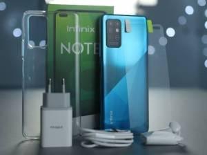 Ain-defla-Telephones-Téléphone-Infinix-Neuf