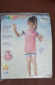 Alger-Bébé-Enfant-Maillot-de-bain-anti-UV