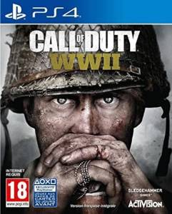 Alger-Loisirs-jeux-CALL-OF-DUTY-:-WORLD-WAR-II-(-WWII-)-PS4
