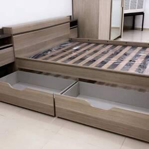 Alger-Maison-Jardin-Chambre-à-coucher