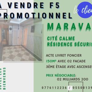 Oran-Immobilier-A-Vendre-Appartements-Non-Meublé-5-Pièce(s)