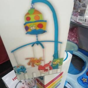 Alger-Bébé-Enfant-Manège-musical-bébé