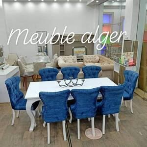 Alger-Maison-Jardin-Table-salle-à-manger-sur-commande