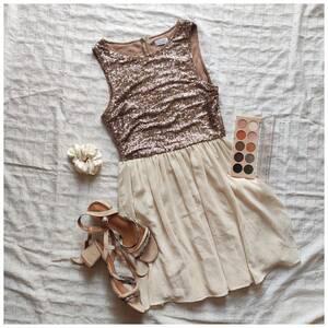 Boumerdes-Mode-Beaute-Robe-en-paillettes-idéale-pour-une-fête