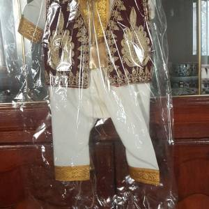 Blida-Bébé-Enfant-tenue-traditionnelle-khtana