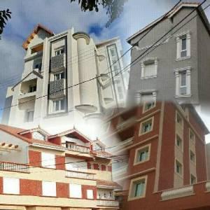 Bejaia-Emploi-Services-Revêtement-tout-type-des-façades-Extérieur